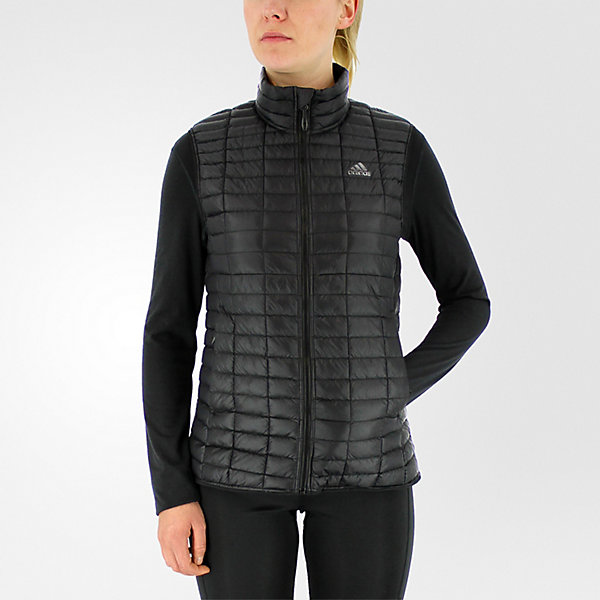 Flyloft Vest, Black/Utility Black, large