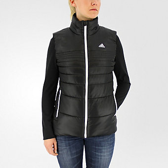 Insulated Vest, Black/Black