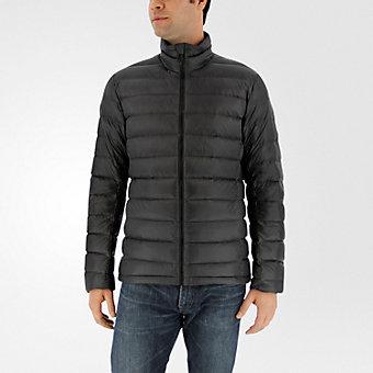 Light Down Jacket, Utility Black/Black