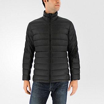 Light Down Jacket, Black/Utility Black