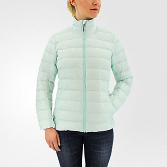 Light Down Jacket, Ice Mint/Ice Green