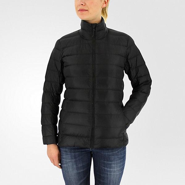 Light Down Jacket, Black/utility Black, large