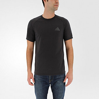 Ultimate Short Sleeve Tee, Utility Black/Black