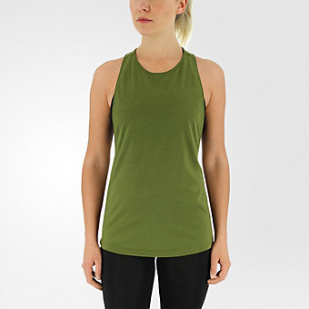 Performer Tank, Craft Green/matte Silver