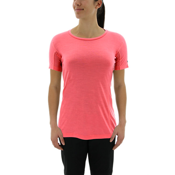 Agravic Tee, TACTILE PINK, large