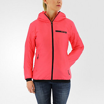 Terrex Ndosphere Flex Hooded Jacket II, Super Blush