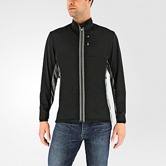 Xperior Softshell Jacket, Black