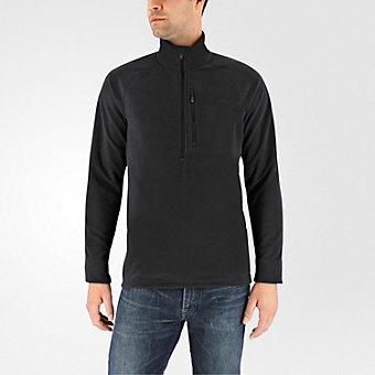 Reachout 1/2 Zip Fleece, Utility Black