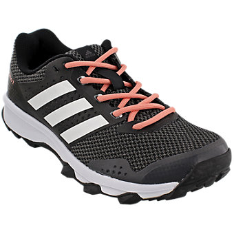 Duramo 7 Trail, UTILITY BLACK/CHALK WHITE/STILL BREEZE