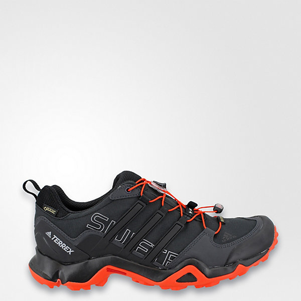 Terrex Swift R GTX, Black/Black/Energy, large