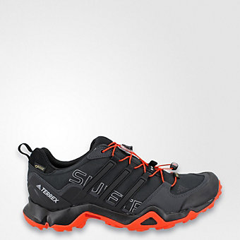 Terrex Swift R GTX, BLACK/BLACK/ENERGY