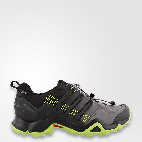 Terrex Swift R GTX, Black/Black/Semi Solar Yellow, large