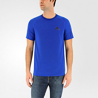 Ultimate Short Sleeve Tee, Collegiate Royal/Black