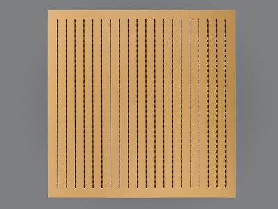 WoodWorks Channeled Tegular - 5904W9