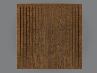 WoodWorks Channeled Vector - 5903W9