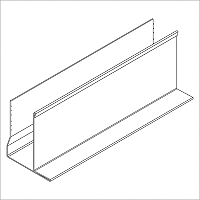 Acoustical and Drywall Transition Molding - 7906