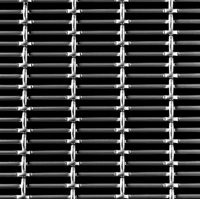 MetalWorks Mesh - Woven Wire - 6414AM