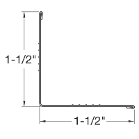 SHORTSPAN Drywall Framing System - KAM151020EQ