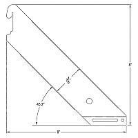 SHORTSPAN Drywall Framing System - LWAGU08