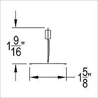 QUIKSTIX Drywall Grid System for Soffits - QS612