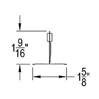 QUIKSTIX Drywall Grid System for Soffits - QS810