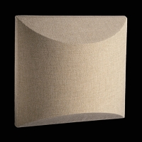 Wall Sound Diffusers