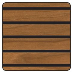 WoodWorks Channeled Tegular - 6687W7