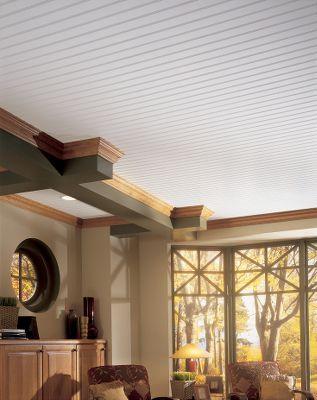 Beadboard Ceiling | Beadboard Ceiling Kitchen