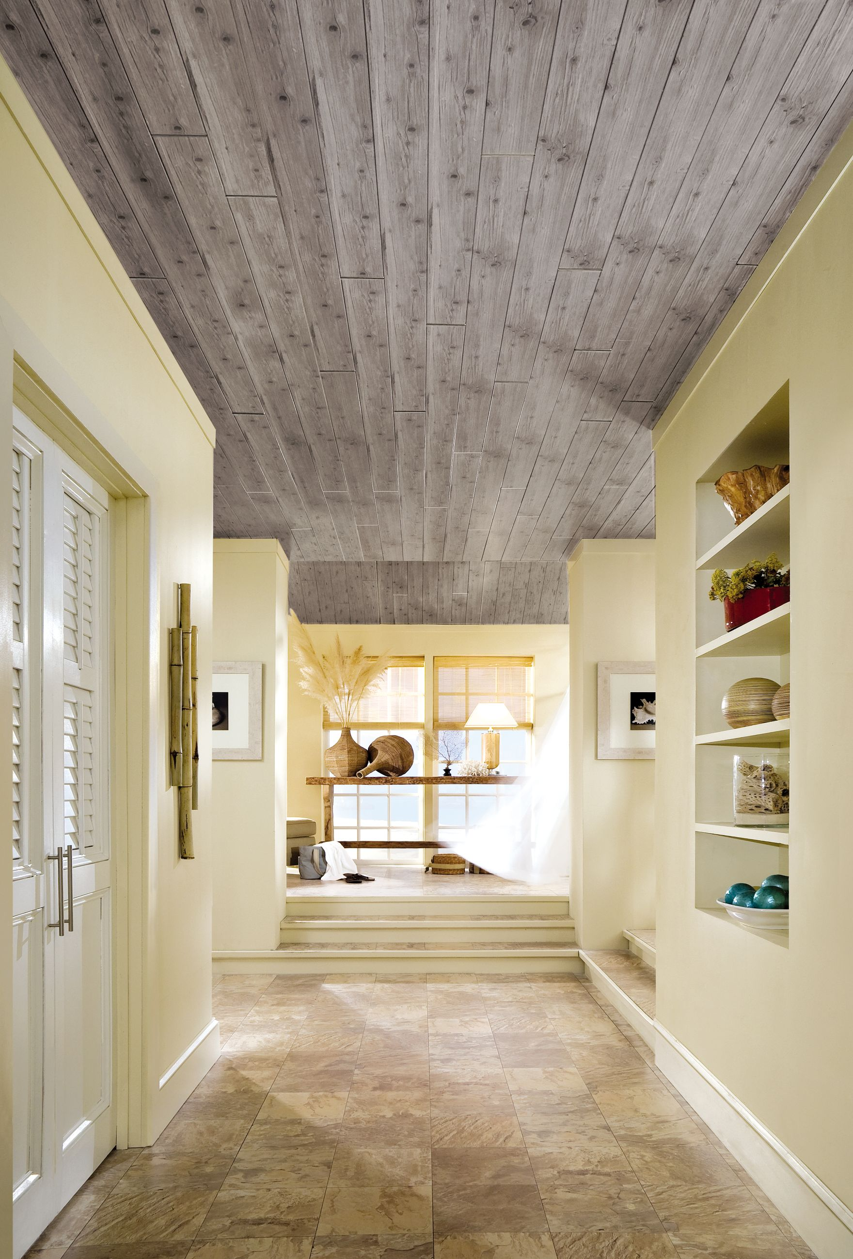 wainscoting squares with Ceilings Dont Have To Be Boring on 4736 additionally Raised Panel Wainscoting Kits Maple Raised Panel Wainscoting Panels also 173599760612422044 also Master Makeover Diy Paneled Wall furthermore BeadBoard Ceilings.