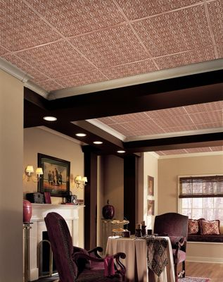 Metallaire Medallion   Item #: 5422234LCP. View This Ceiling · View Tin  Ceiling Tiles