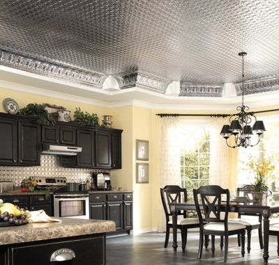Metallaire Medallion   Item #: 5424234NAM. View This Ceiling · View Tin  Ceiling Tiles