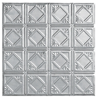 Metallaire Fans Backsplash Stainless Steel (NA)