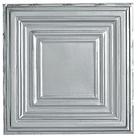 Metallaire Large Panel Chrome