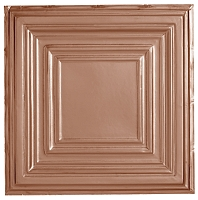Metallaire Large Panel Copper