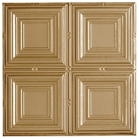 Metallaire Medium Panels Brass