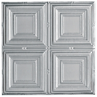 Metallaire Medium Panels Chrome