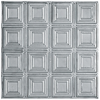 Metallaire Small Panels Chrome