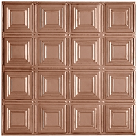 Metallaire Small Panels Copper
