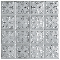 Metallaire Vine Backsplash Stainless Steel (NA)