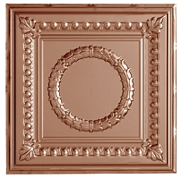 Metallaire Wreath Copper