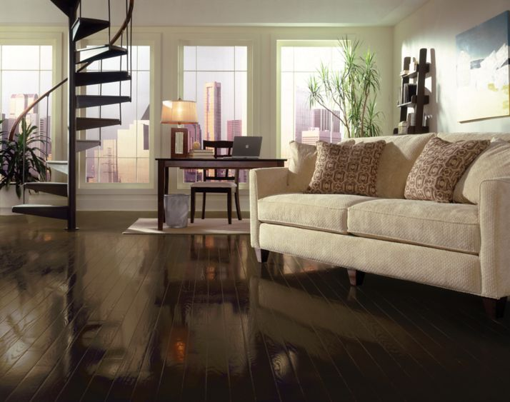 Dundee Plank solid hardwood flooring - CB1275