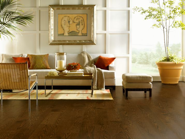 Dundee Plank oak flooring   CB5277. Oak Flooring   Oak Hardwood Flooring from Bruce Flooring