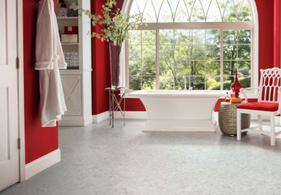 Carrera marble flooring look - D4180