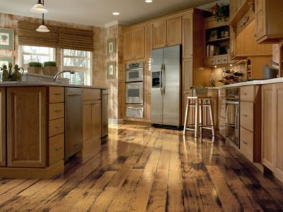 hickory antique engineered hardwood – EHK10LG