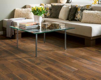 sawmill oak laminate flooring installation – L3104