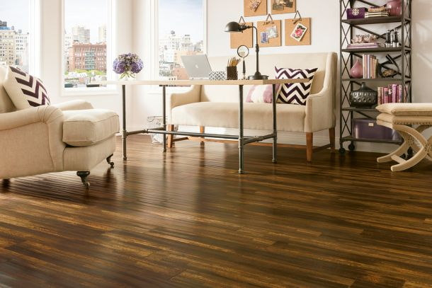 Is Laminate Wood what is laminate wood flooring | armstrong answers your question