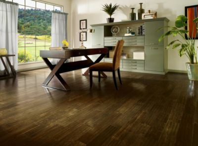 the appeal of wide plank flooring