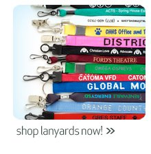 Shop Lanyards!