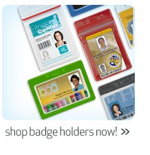 Shop Badge Holders!