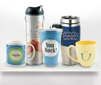 Shop Travel Mugs for Employee Appreciation Day